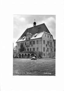 GG6069 heilbronn a n rathaus real photo    germany