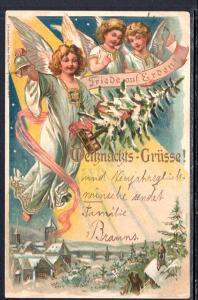 Christmas,Angels,Tree,Scene