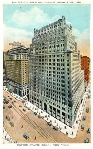 New York City , Equitable Life Assurance Society of United States Building