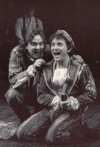 John McAndrew The Taming Of The Shrew Royal Shakespeare Company Theatre Postcard