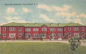 South Carolina Parris Island Main Post Exchange