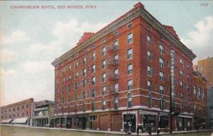 Iowa Des Moines Chamberlain Hotel