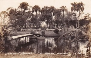 RP: FT MYERS , Florida , 1930s-50s; Scottie's Cabins