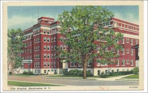 City Hospital, Binghamton NY