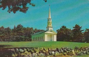 Massachusetts Sudbury Martha-Mary Chapel