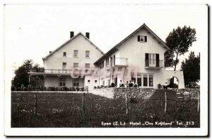 Nederland - Holland - Netherlands - Epen - Hotel Ons Krijtland - Old Postcard