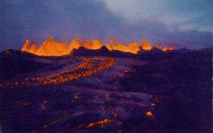 HI - Mauna Loa Volcano