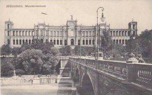 Germany Muenchen Maximilianeum