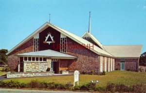 HOLY TRINITY CATHOLIC CHURCH Route 28, WEST HARWICH, MA.