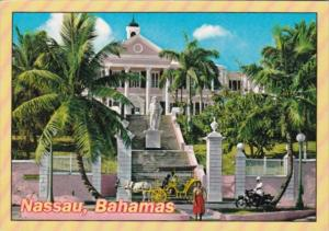 Bahamas Nassau The Government House