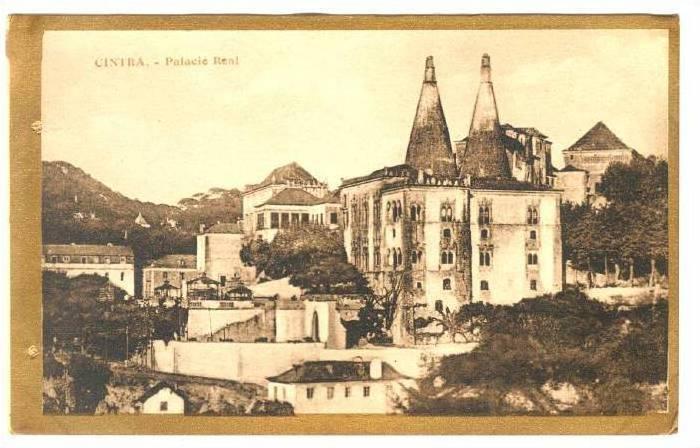 Palacio Real, Cintra, Portugal, 1900-1910s