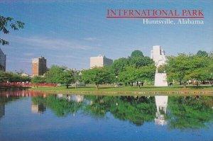 Big Spring International Lake Huntsville Alabama