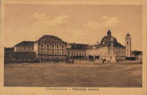 Czech Republic Jaroměřice, Palackého náměstí 02.63