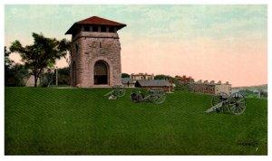 New York  Newburgh ,  Tower of Victory Washington's   headquarters