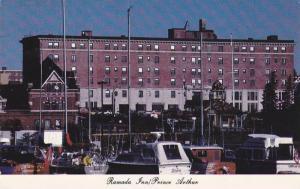 Ramada Inn, Thunder Bay, Ontario, Canada, 40-60s