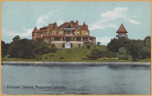 Thousand Islands, New York, Calumet House -