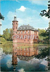 Modern Postcard Breda Holland Kasteel Bauvigne