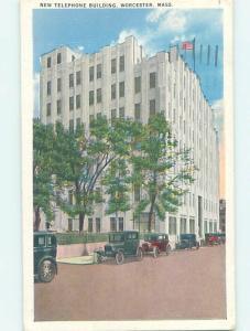 Linen BUILDING Worcester Massachusetts MA ho1408