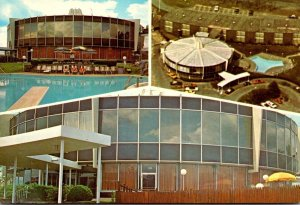 Massachusetts Waltham Holiday Inn Tolten Pond Road