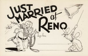 RP: RENO , Nevada, 30-40s ; Just Married