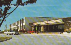 Canada Delta Town & Country Inn Restaurant Delta British Columbia