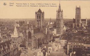 Belgium Gand Panorama