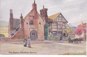 Old House, DITCHLING , Sussex, England, United Kingdom; 00-10s