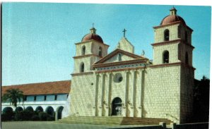 Santa Barbara Mission Queen of the Missions