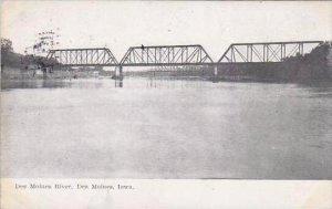 Iowa Des Moines Des Moines River