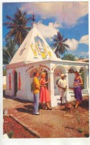 Hindu Temple, Trinidad, PU-1960