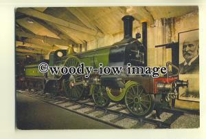ry1013 - Great Northern Railway Engine no 1 - postcard