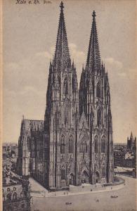 Germany Koeln Dom