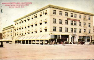 California Long Beach Kennebec Hotel and Apartments