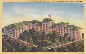 Arkansas Hot Springs Army and Navy Hospital Annex Curteich