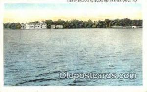 Oak Lodge, Temple, TX, USA Motel Hotel Postcard Post Card Old Vintage Antique...