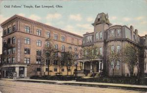 EAST LIVERPOOL, Ohio; Odd Fellows´ Temple, PU-1910
