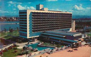Caribe Hilton Hotel San Juan Puerto Rico Chrome