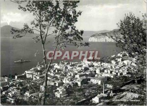 Modern Postcard Sorrento Panorama
