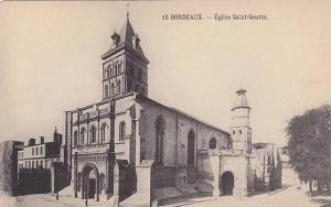 Eglise Saint-Seurin, Bordeaux (Gironde), France, 1900-1910s