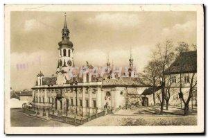 Old Postcard Praha Loreta