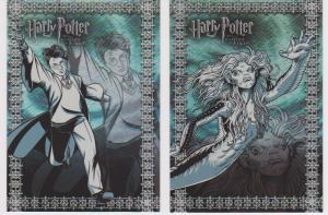 HARRY POTTER AND THE GOBLET OF FIRE COLLECTORS CARDS - 628