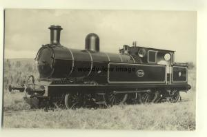 ry358 - Lancashire & Yorkshire Railway Engine no 1008 - postcard