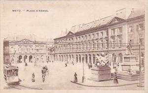 France Metz Place D'Armes