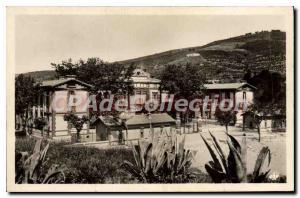 Postcard Old Banyuls Sur Mer Maritime Sanatorium