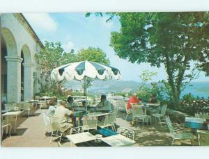 Unused Pre-1980 ESTATE CONTANT HOTEL IN ST. THOMAS US Virgin Islands USVI Q5125
