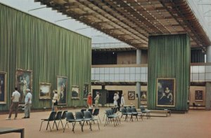 Australia Postcard - National Gallery of Victoria - Gallery   RR8186