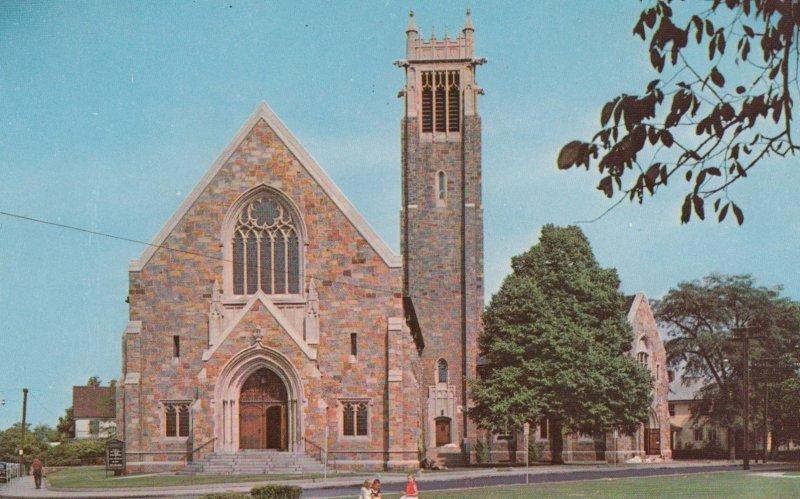 QUINCY , Massachusette , 50-60s ; Bethany Congregational Church