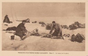 Mission , Nord Canadien (North Canada ) , 1910s ; #5