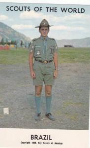 Scouts of the World, BRAZIL, 1968
