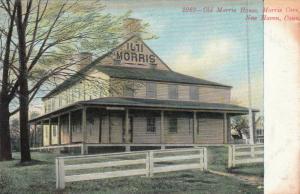 NEW HAVEN , Connecticut, 1901-07; Old Morris House, Morris Cove
